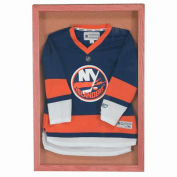 "1 Door Cherry Souvenir And Memorabilia Display Case - 18""W x 24""H"