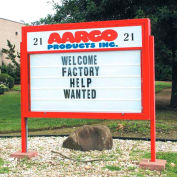 "Aarco Marquee 5""H Changeable Letters"
