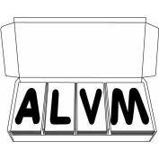 Aarco The Rocker™ Letter Set, 354 Characters