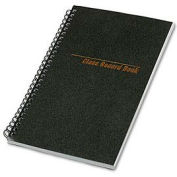 Class Record Book, 6-Day/Week Rolls, Wirebound, 9-1/2x5-3/4, 60 Sheets