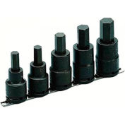 Hex Drive Sets, ARMSTRONG TOOLS 21-899