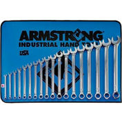 12-Point Metric Long Combination Wrench Sets, ARMSTRONG TOOLS 52-638
