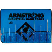 8 Pc. Screwdriver Sets, ARMSTRONG TOOLS 66-620