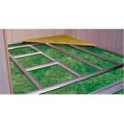 Arrow Shed Floor Frame Kit for 10' x 12' & 10' x 14' Building