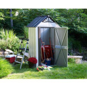 Arrow Shed Steel Designer™ Series Metro Shed 4' x 2'