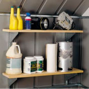 Arrow Shed Shelving System