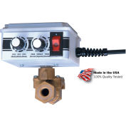 """Arrow 5702S, Electronic Tank Drain, 1/4"""" NPT, 200 PSI, 1-Phase 115V, 4 GPM Discharge"""