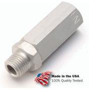 "Arrow 9071, Air/Oil In-Line Filter, Sintered Bronze, 40 Micron, 1/8"" NPT, 500 PSI - Pkg Qty 5"