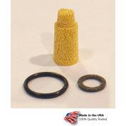 Element Kit For Inline ToolFilters 9071, 9072, 9073 Ek9072, Sintered Bronze,  Npt,  Psi-Min Qty 23