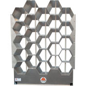 Air Systems International 25-Cylinder Aluminum SCBA AIR-KADDY™, AK40-25
