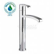 American Standard® Berwick Vessel Lavatory Faucet, 7430.151.295, 1.5 GPM, Satin