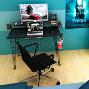 Atlantic® Gaming Desk in Black