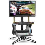 Atlantic® Spyder TV Gaming Stand in Black