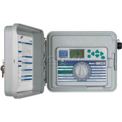Hunter I-Core 6 Station Outdoor Irrigation Controller, Metal