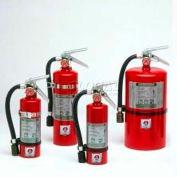 Fire Extinguisher, 5 Lb Halotron® 1, Mercury 5, Mark Bracket