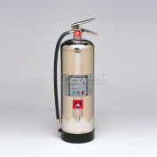 Fire Extinguisher, 2-1/2 Gallon Water Press, Grenadier