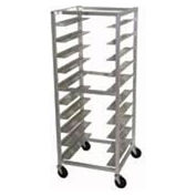 Advance Tabco OT10-6, Oval Tray Rack, Front Load, 10 Full Size
