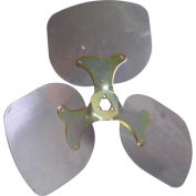 "12"" Free Air Fan Blade - 12° Pitch, Clockwise Rotation - Min Qty 4"