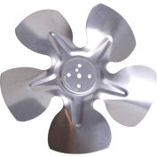 "8"" Unit Bearing Hubless Fan Blade - 30° Pitch, Counter Clockwise Rotation - Min Qty 13"
