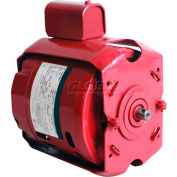 "Alltemp CP-R1310, 5.5"" Dia. Hot Water Circulator Pump Motor w/ Ball Bearings - 1/8 HP, 3.1A"