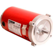 "Alltemp CP-R1370, 6.5"" Dia. X 9.2""L Hot Water Circulator Pump Motor w/ Ball Bearings - 3/4 HP, 2.8A"