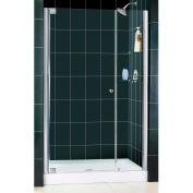 "DreamLine DL-6202C-01CL Elegance Pivot Shower Door & SlimLine 36"" x 48"" Shower Base"