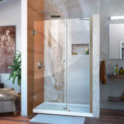 "DreamLine™ Unidoor Frameless Adjustable Shower Door SHDR-20487210-04, 48""-49"""