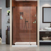 "Dreamline SHDR-4137720-06 Elegance Pivot Shower Door, Bronze, 37-1/4 to 39-1/4"" x 72"""