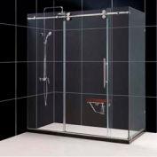"DreamLine™ Enigma Fully Frameless Shower Enclosure SHEN-60367212-08, 36"" x 72"" x 79"""