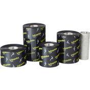 Inkanto AWR 8 Premium Wax Ribbons, 110mm W x 450m L, Black, 12 Rolls/Case