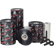 Inkanto Thermal Transfer T65158IO Resin Ribbon, 110mm x 450m, AXR 7+, 12 Rolls/Case