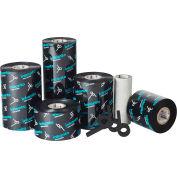 Inkanto APR 6 Wax & Resin Ribbons, 102mm W x 410m L, Black, 12 Rolls/Case