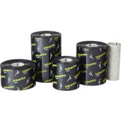 Inkanto Thermal Transfer T66427IO Wax Ribbon, 110mm x 410m, AWX FH, 12 Rolls/Case