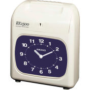 Amano Electronic Time Clock, White, BX-1500/2663