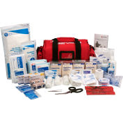 First Aid Only 520-FR First Responder Kit, Large, 158 Piece Bag