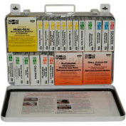Pac-Kit® 36 Unit Combo First Aid/CPR/BBP Kit