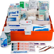 First Aid Only FA-504 First Responder Kit, Large, 269 Piece Plastic Case
