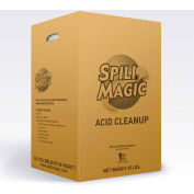 Spill Magic SM103AN Spill Magic Powder 35 Lb. Box W/ Acid Neutralizer