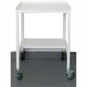 "Air Science® CARTP524 Fume Hood Heavy Duty Mobile Stand with Locking Casters 24""W x 34""H x 28""D"