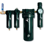 5-Stage Air Dessicant Air Drying Systems