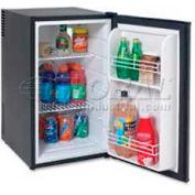 "Avanti AVASHP2501B - Midsize Compact Refrigerator, 2.5 Cu. Ft., 29""H, Auto-Defrost, Black"