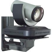 AVTEQ CS-1G-LS Wall Mount Camera Shelf, Steel, Black