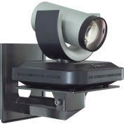 AVTEQ CS-2G-LS Wall Mount Camera Shelf, Steel, Black