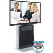 AVTEQ ELT-1500S Videoconferencing Stand, Steel, GunMetal Gray