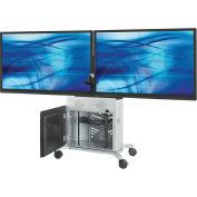 AVTEQ ELT-2100L-B Videoconferencing Stand, Steel, SIlver