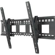 AVTEQ UM-1T Adjustable Universal Wall Mount, Steel, Black