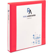 """Avery® Durable View Binder with Slant Rings, 1"""" Capacity, Coral"""