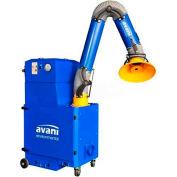 "Avani SPC-2000 Portable Filtration Unit w/ 10'L x 6""D Powder Coated Steel Arm"
