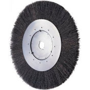 Narrow Face Crimped Wire Wheel Brushes, ADVANCE BRUSH 80040