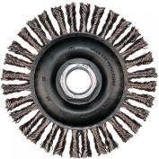 Stringer Bead Twist Knot Wheels, ADVANCE BRUSH 82187